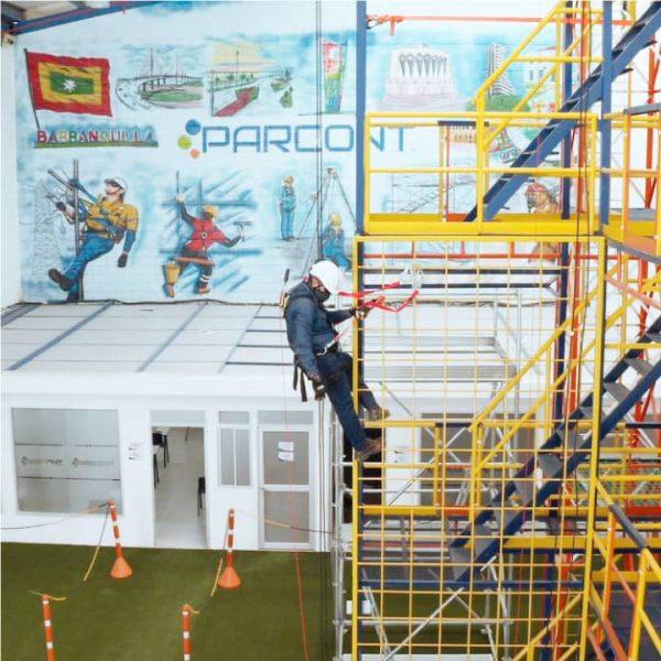 Curso de entrenamiento en alturas reentrenamiento